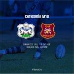 Image for the Tweet beginning: 🏉 #Rugby Este sábado la