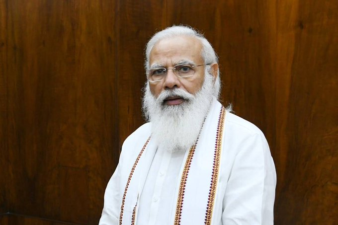 Happy Birthday to our honorable Prime Minister Narendra Modi