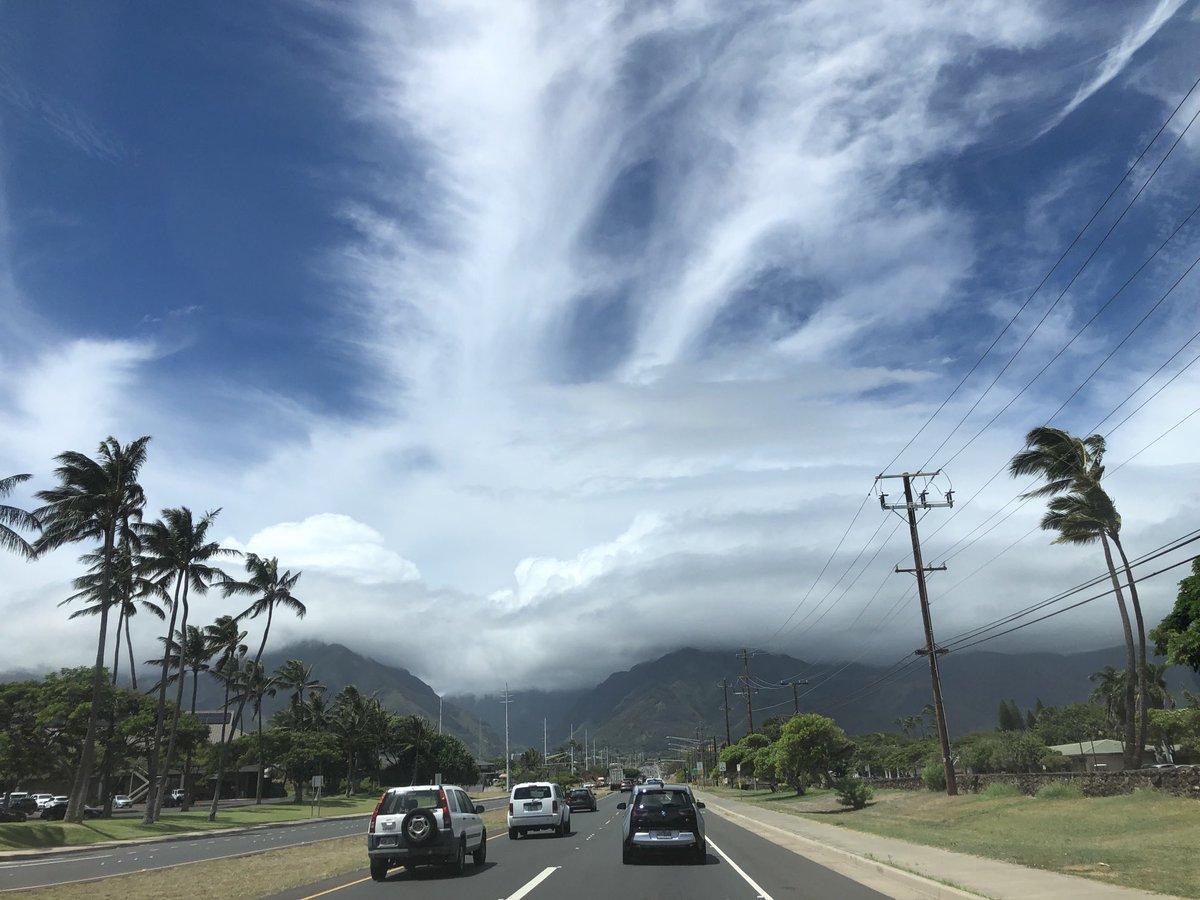 test Twitter Media - Partly cloudy in Kahului. #CMWeather #Maui #Kahului #BeautifulDay #Mauinokaoi #MagicalMaui https://t.co/iCwLTmoIdZ
