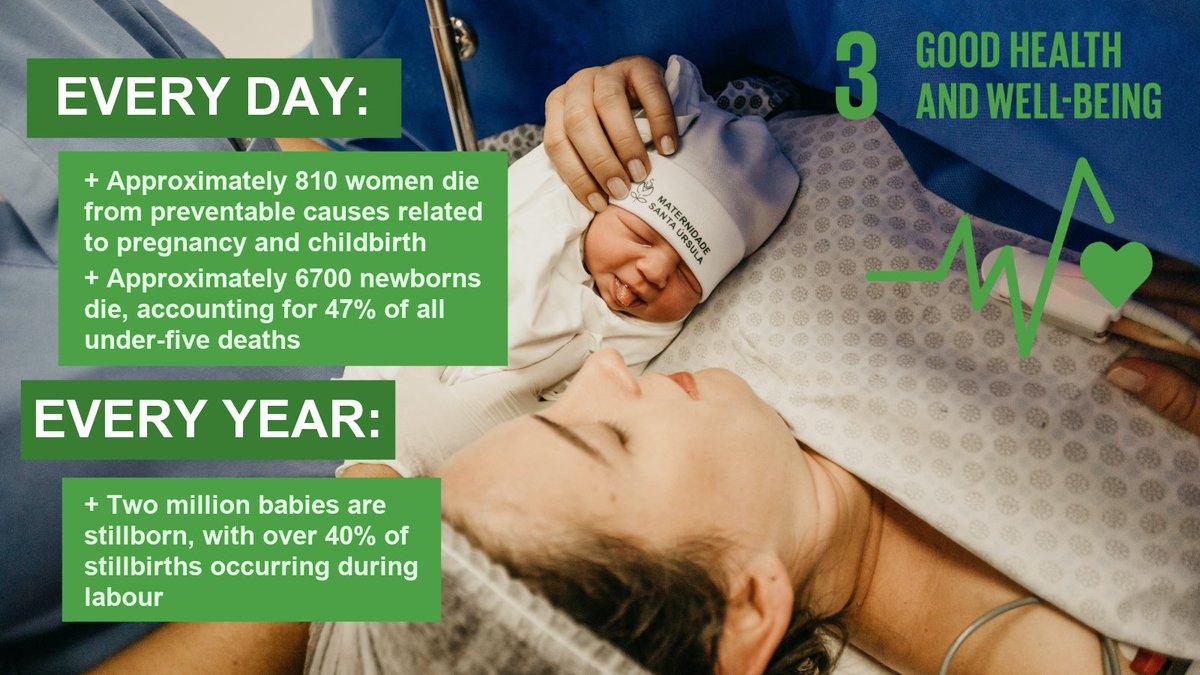 Image for the Tweet beginning: #WorldPatientSafetyDay2021 focuses on safe maternal
