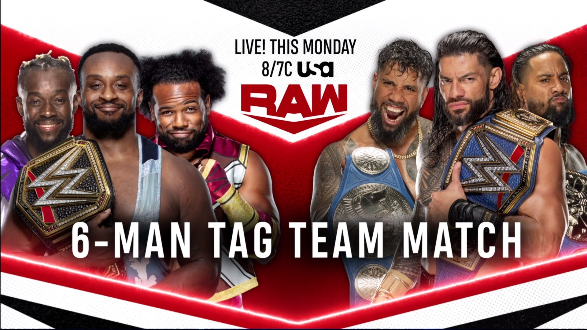 Roman Reigns Set For Rare WWE Raw Appearance In Huge Tag Team Match 60