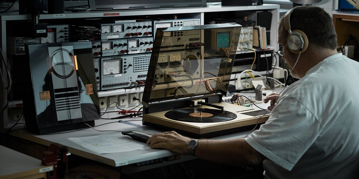 Inside Bang & Olufsen's laboratory: reimagining the Beogram 4000 turntable thevinylfactory.com/features/insid…