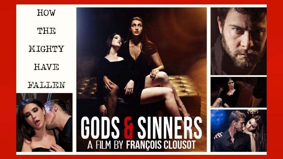 Seth Gamble Tangles With 'Gods & Sinners' for Wicked, Francois Clousot @WickedPictures @sethgamblexxx @axelbraun xbiz.com/news/261702/se…