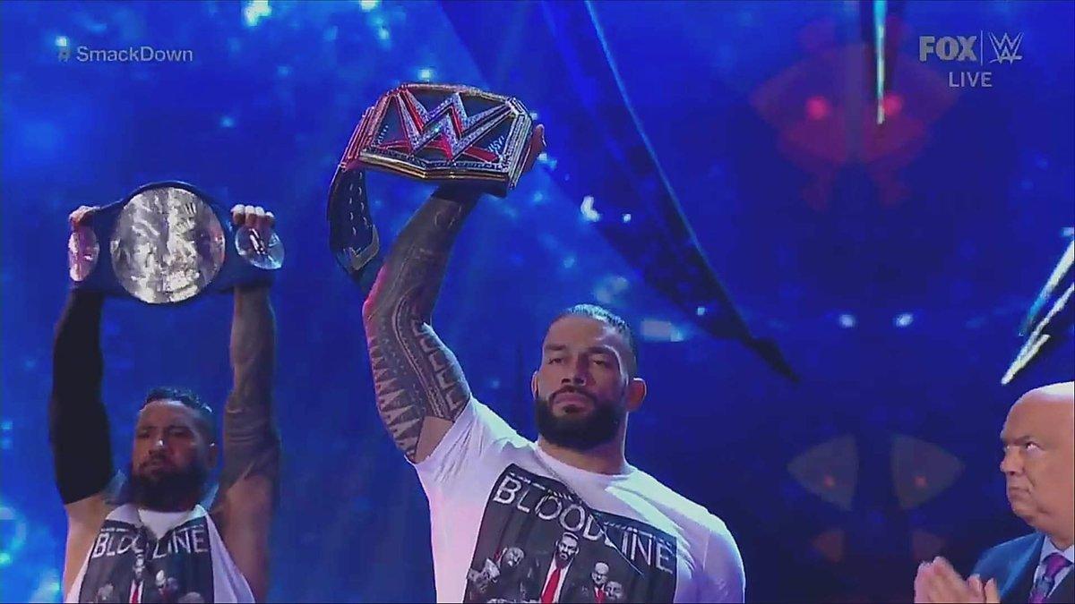 @ringsidenews_'s photo on #SmackDown