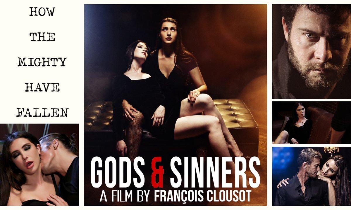 Francois Clousot Returns to Wicked With 'Gods & Sinners' ow.ly/plPp50Gcd4B @fclousotxxx @WickedPictures @axelbraun @sethgamblexxx @janewildexxx @LuvEvelynClaire @bellarollandx