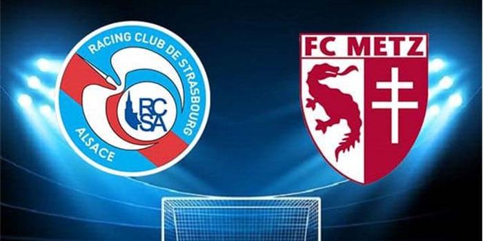 Strasbourg vs Metz Highlights 17 September 2021