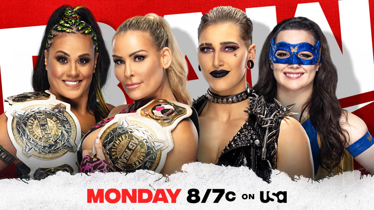 WWE Raw Preview (20/09/21): The Bloodline vs. The New Day; Title Match 18