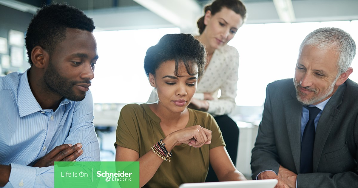 Schneider Electric women returners - pay equity