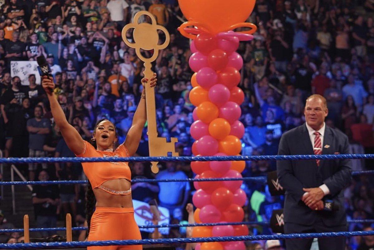 @BiancaBelairWWE's photo on #SmackDown