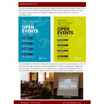 Image for the Tweet beginning: Our senior newsletter is here