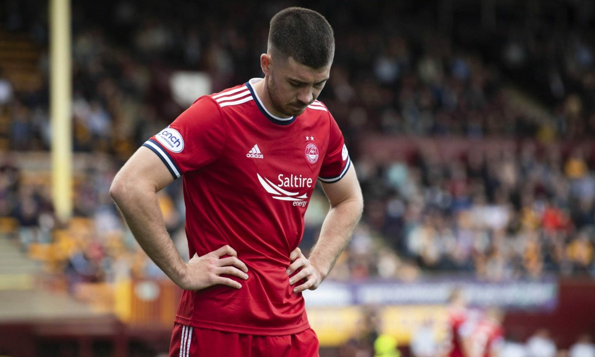 Richard Gordon: Not a single area of the Aberdeen team is performing as it should right now dlvr.it/S7pDdw