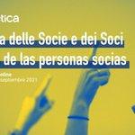 Image for the Tweet beginning: Segui la nostra assemblea in