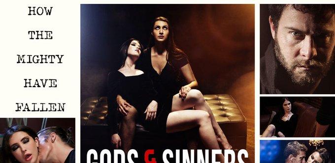@fclousotxxx Returns to Wicked With 'Gods & Sinners' ow.ly/plPp50Gcd4B @WickedPictures @axelbraun @sethgamblexxx @janewildexxx @LuvEvelynClaire @bellarollandx