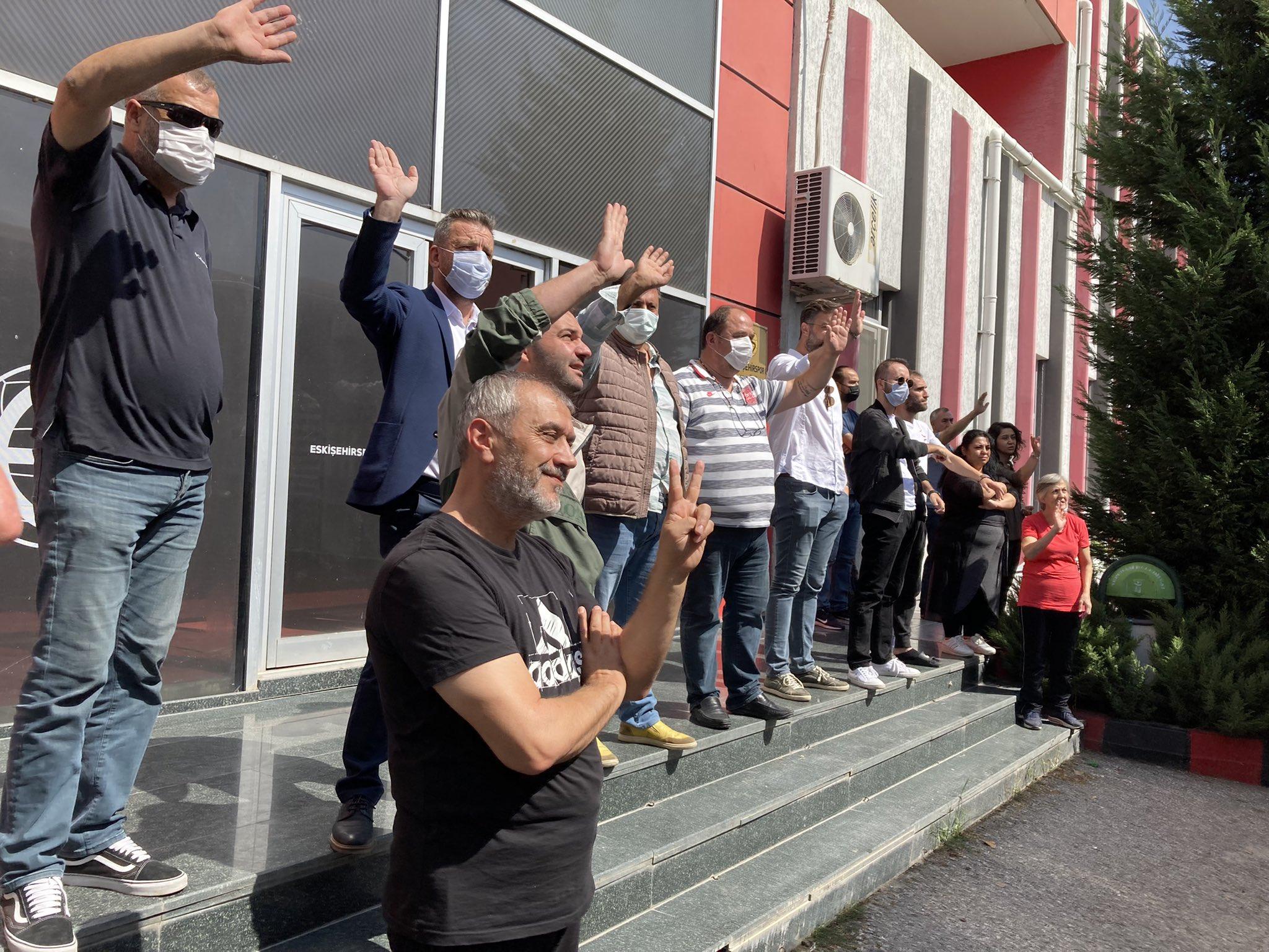 Şimşeklerda Kırklarelispor maçı hazırlıkları tamamlandı