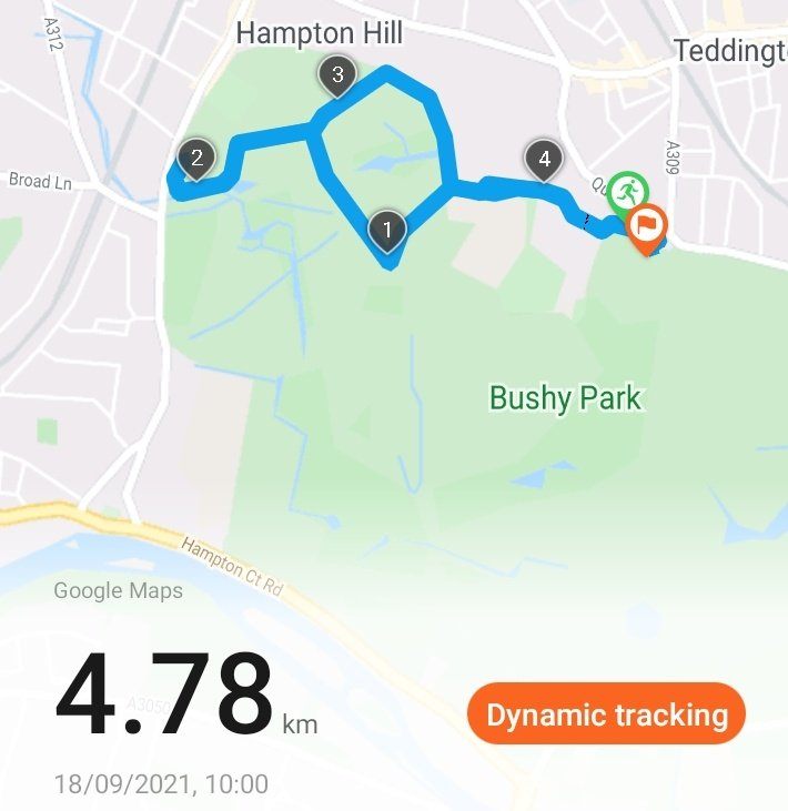 Just another 200m #Couchto5K