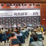 Image for the Tweet beginning: Rueda de prensa MAIXABEL con
