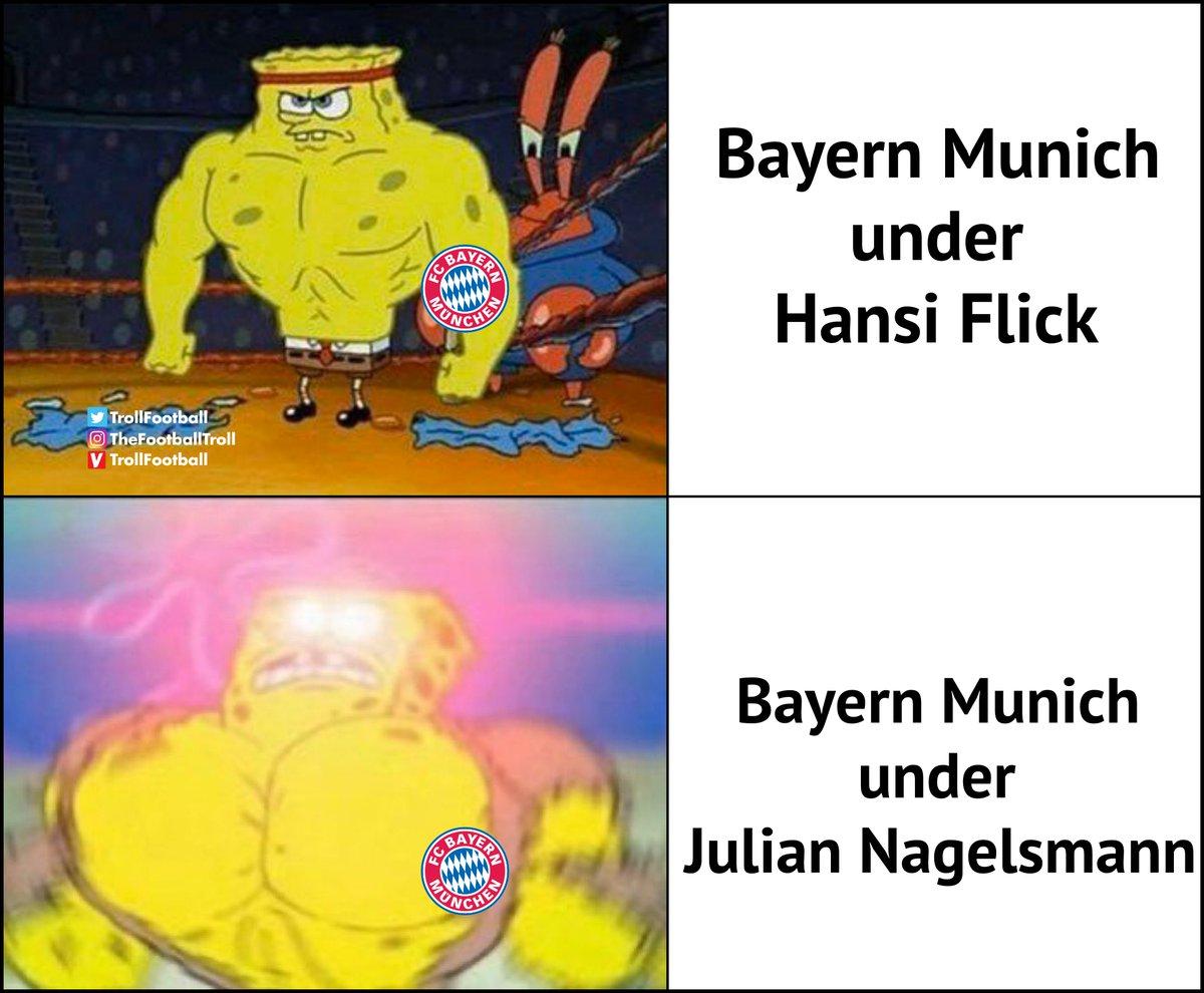 @TrollFootball's photo on Bayern