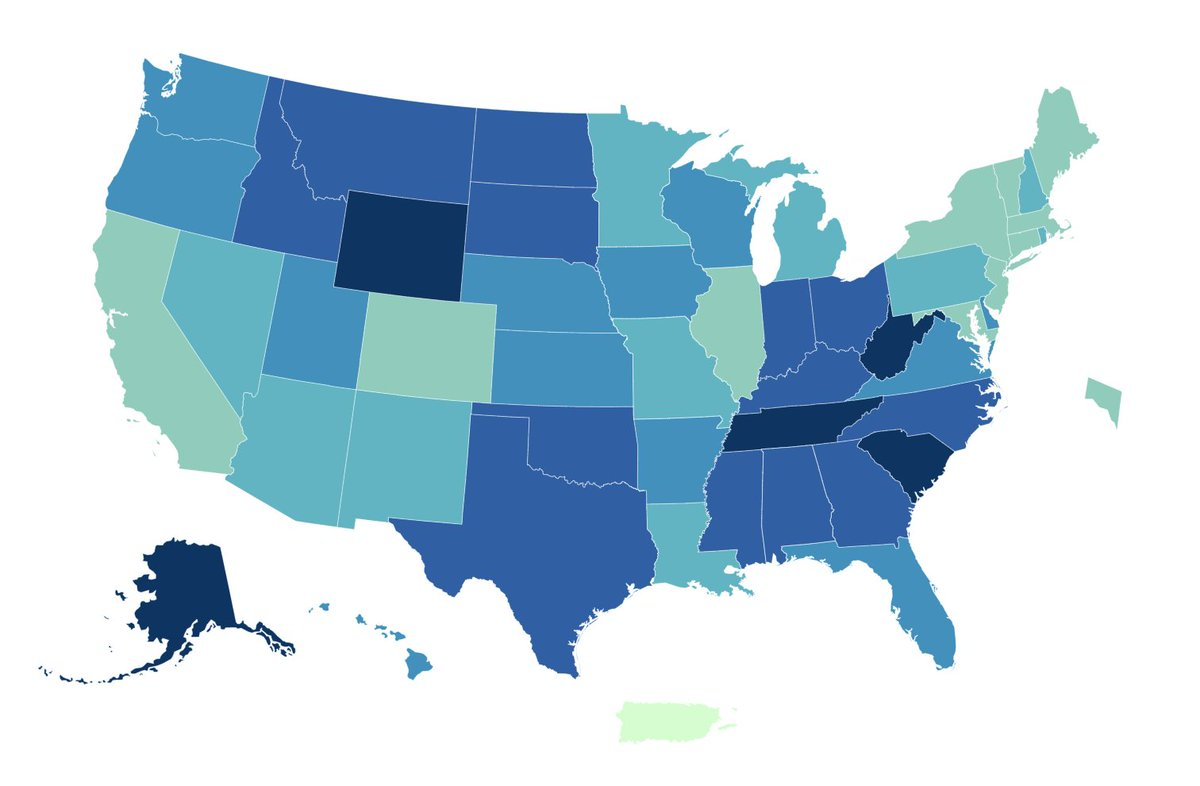 California hit thelowest coronavirus case rate in the nation. sfchronicle.com/bayarea/articl…