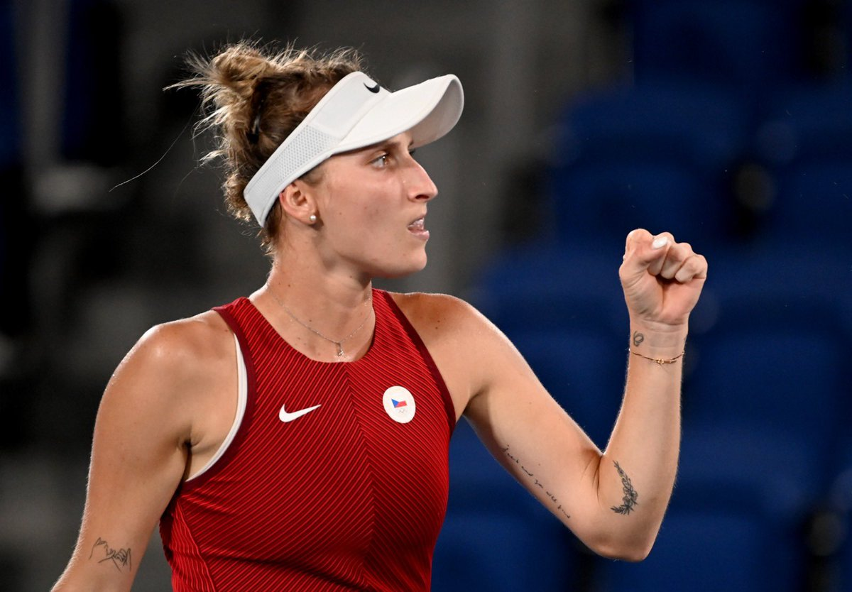 #LuxembourgOpen'da yarı finaller belli oldu: 📌Ludmilla #Samsonova 🆚 Jelena #Ostapenko 📌Clara #Tauson 🆚 Marketa #Vondrousova