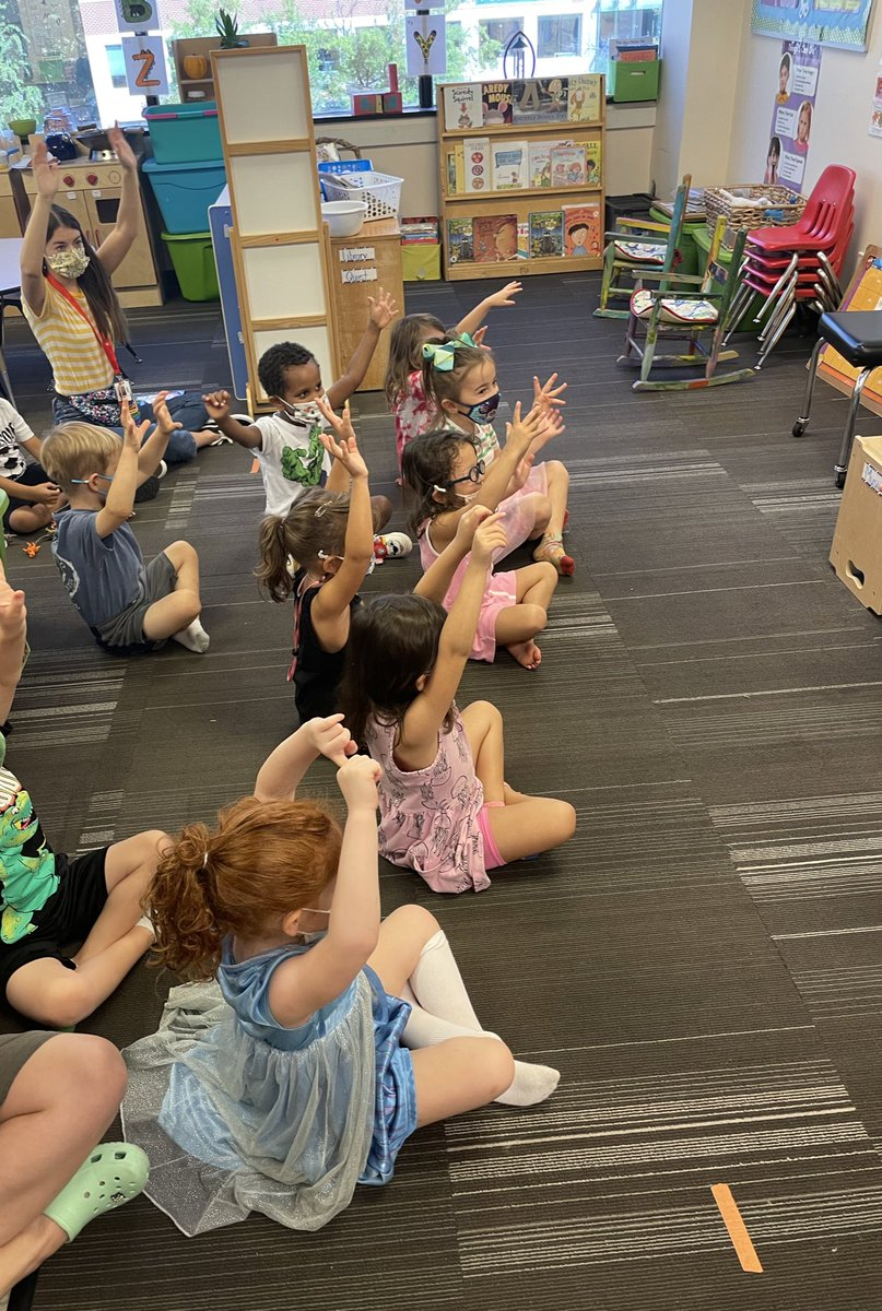 So much learning through songs, art and play <a target='_blank' href='http://twitter.com/ECSE_IS'>@ECSE_IS</a> <a target='_blank' href='http://twitter.com/APS_EarlyChild'>@APS_EarlyChild</a> <a target='_blank' href='http://twitter.com/APSVirginia'>@APSVirginia</a> <a target='_blank' href='https://t.co/ySHWfAikjx'>https://t.co/ySHWfAikjx</a>