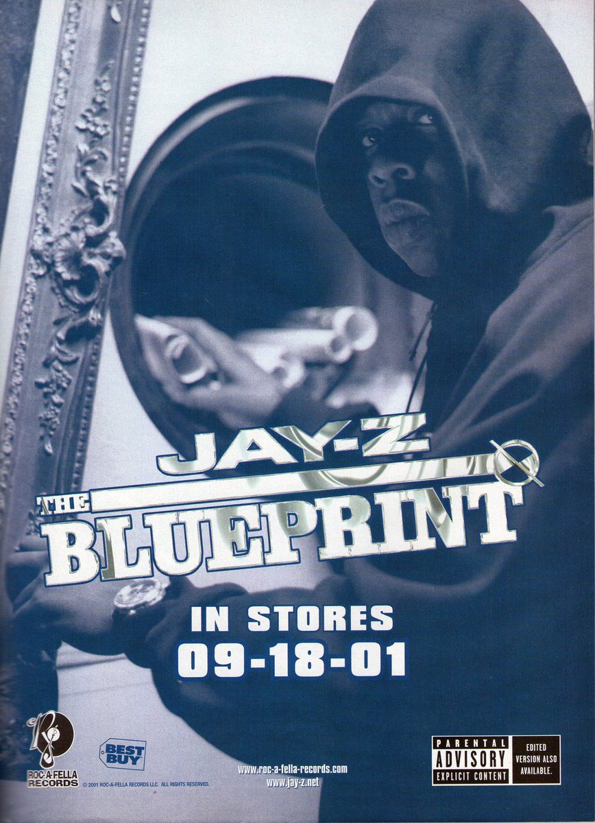 The Blueprint was originally supposed to drop September 18, but was moved up a week to try and combat bootlegging.