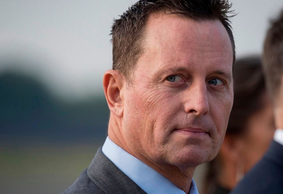 Not getting away that easy! Wishing big happy birthday 🎉 to @RichardGrenell! Keep being a fearless warrior for the truth, a patriot and an unapologetic champion for America, democracy and everything worth fighting for! 💪 🇺🇸