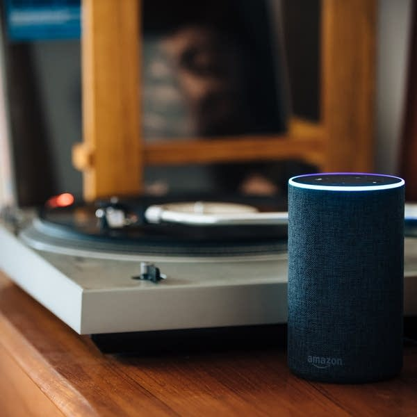 """You can listen to @TheCurrent on Amazon's Voice-on-demand Echo and Google's """"Home"""" devices! Here's how thecurrent.org/alexa"""
