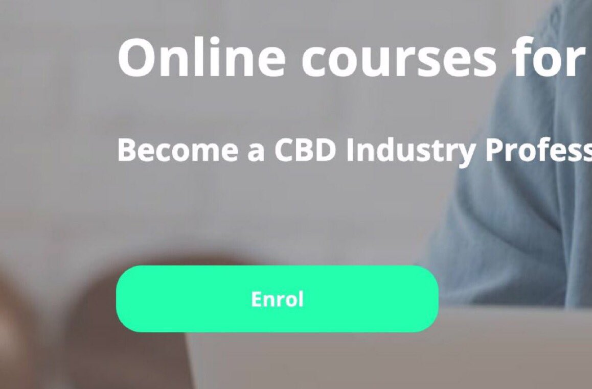 """HigherLvtm: THEM: """"What do you think of your competition?""""  US: """"Let's just say that the #CannabisIndustry training segment is ready for disruption. Our largest competitor hasn't Tweeted since May and another can't spell 'enroll.'""""  THEM: """"Whaaaat?""""  US: """"We told you disruption was coming!"""""""