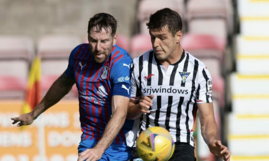 Billy Dodds content with Caley Thistle's point against Dunfermline dlvr.it/S7qKNl