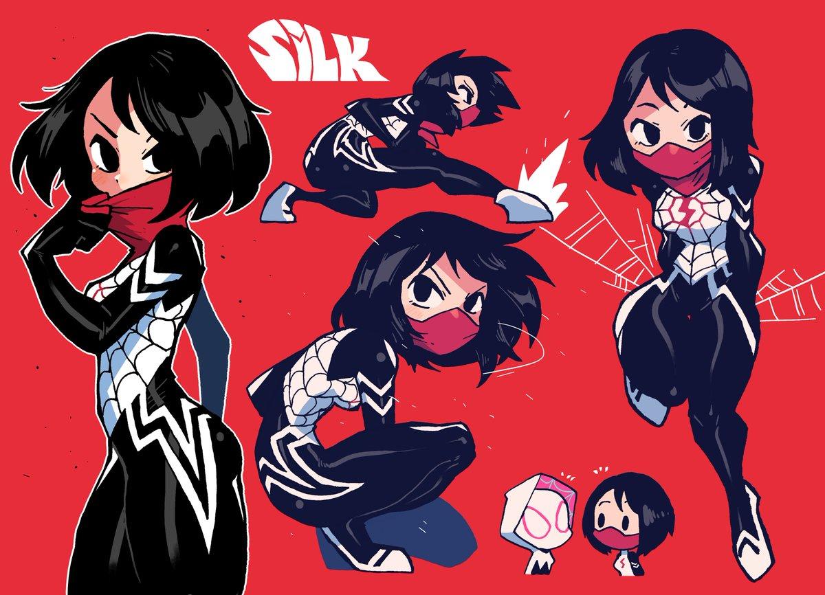 シルク (シンディ・ムーン)Silk (Cindy Moon)