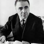 Image for the Tweet beginning: #OTD in 1908, Viktor #Ambartsumian