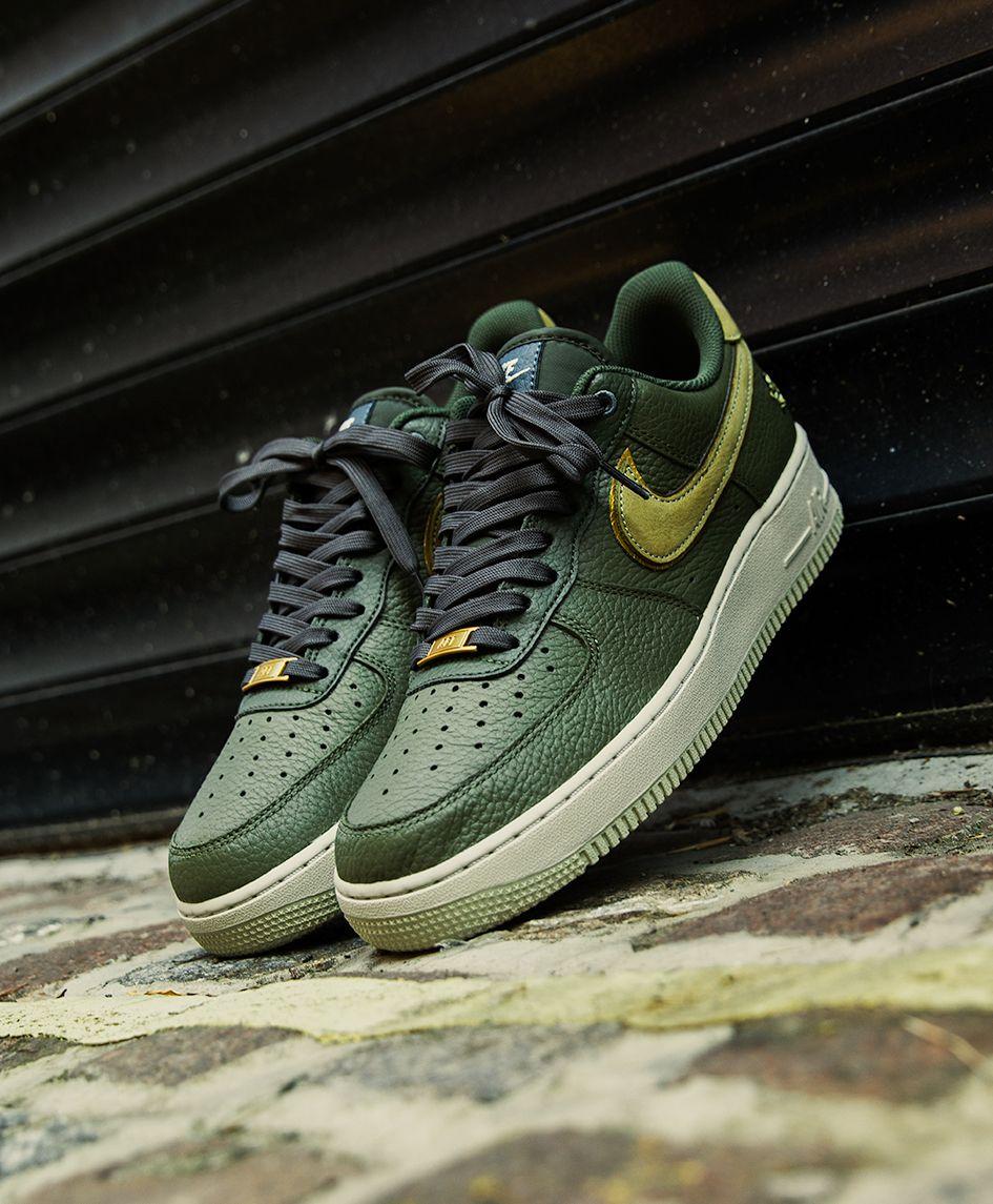 Sizes added via Footlocker   Nike Air Force 1 '07 LX 'Turtle' =