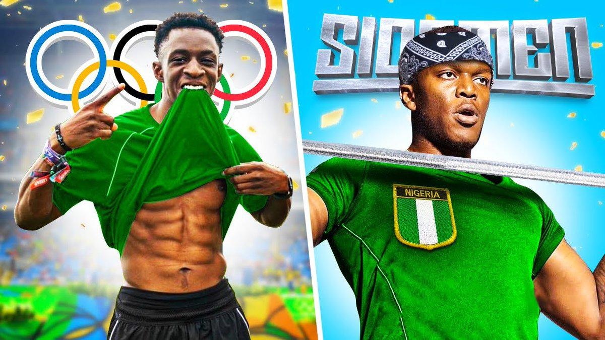 @Sidemen's photo on Nigerian