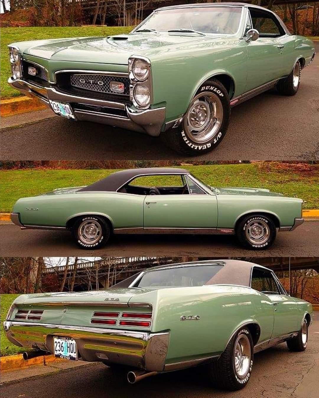 1967 Pontiac GTO https://t.co/gXJ8vb28GY