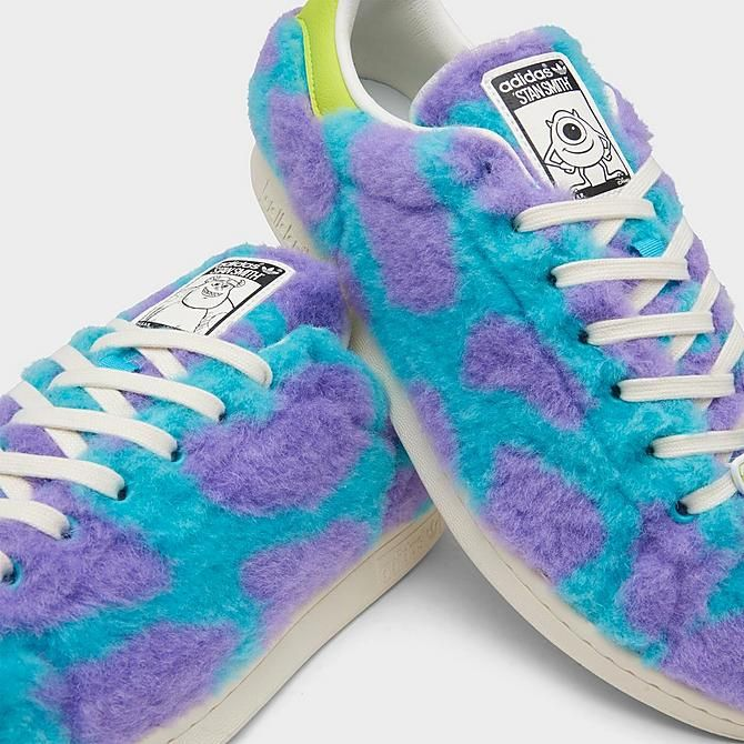 Monsters, Inc x adidas Stan Smith 'Mike & Sulley' $10 off w/ code CRISPKICKS  Link -