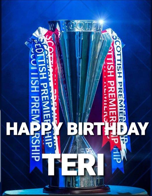 That\s my daughters name too Liz. Happy birthday Teri