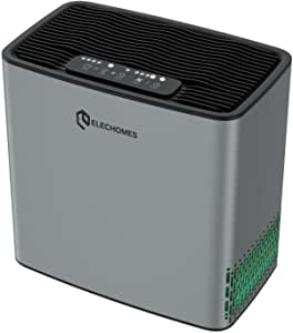 Elechomes P1801 Air Purifier for Dust Pollen Pets Hair Allergies Smokers $89.99  at