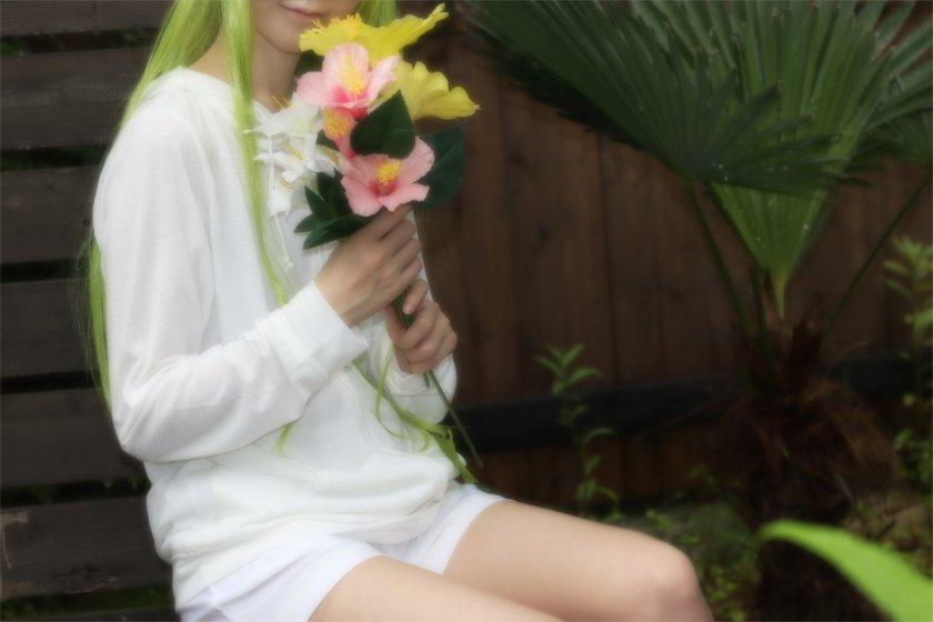 test ツイッターメディア - 【cosplay】  Fate/Grand Order エルキドゥ  素敵に撮影して頂きました✨ リオさんありがとうございます😊  photo:@Rio_nanodayo さん https://t.co/xxUeQNpaRY