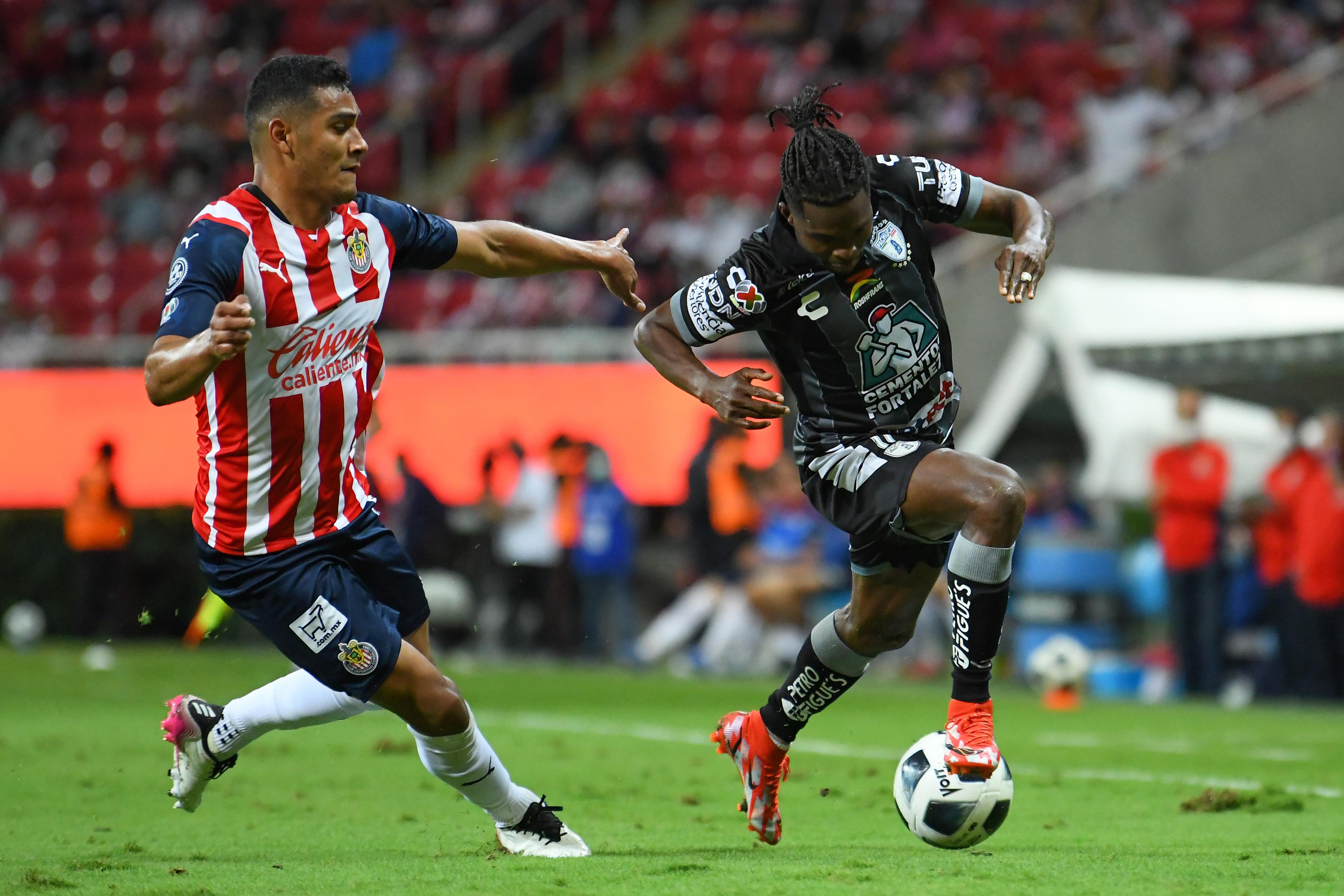 Chivas vs Pachuca 1-0 Torneo Apertura 2021