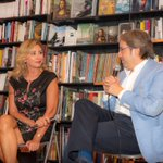 Image for the Tweet beginning: Presentato a Palermo l'ultimo libro