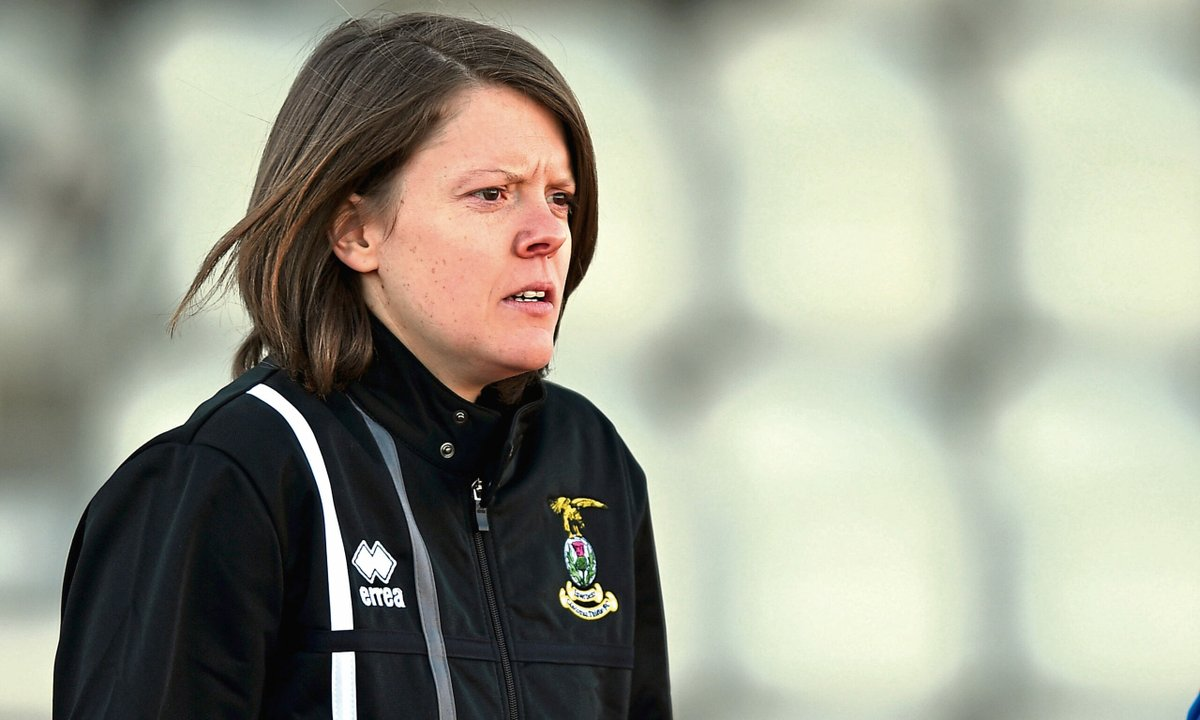 Karen Mason keen to rotate Caley Thistle side for Championship Cup tie with Falkirk dlvr.it/S7rXwC