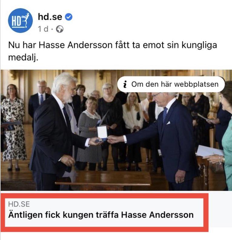 Tidningsrubrik i Skåne