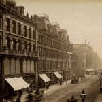 Image for the Tweet beginning: An incredible image of Deansgate