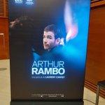 Image for the Tweet beginning: Rueda de prensa ARTHUR RAMBO