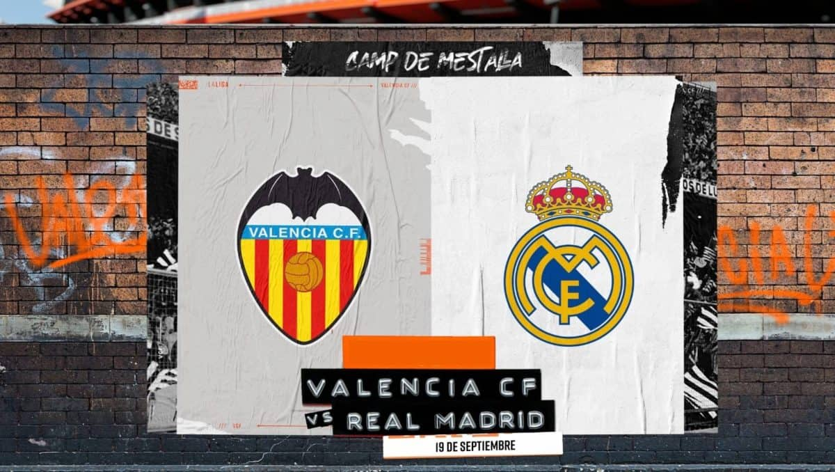 Valencia vs Real Madrid Full Match & Highlights 19 September 2021
