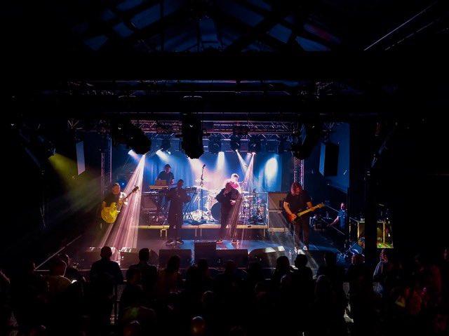 BLACK GRAPE at The Mill in Birmingham last night!! 🙌🏻 😎 📷: @mia_mars_ #BlackGrape #ShaunRyder #KermitLeveridge #SethLeppard #MikeyShine #CheBeresford #DanBroad #Birmingham #Livemusic #Gigs #Tour @TheMillDigbeth