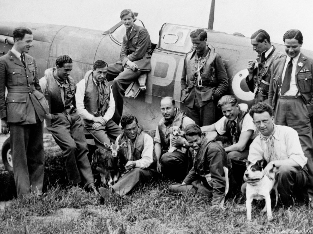 This annual service marks the remarkable victory, and loss of life, by the Royal Air Force during the Battle of Britain in 1940. It was the first major campaign to be fought entirely in the skies.