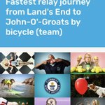 WE DID IT! Our Guinness World Record for the 'Fastest relay journey from Land's End to John o'Groats by a bicycle team' has now been verified and published on the GWR website: https://t.co/OAGAgwS5XT #TORQFuelled #UnBonkable #LEJOG #GuinnessWorldRecord