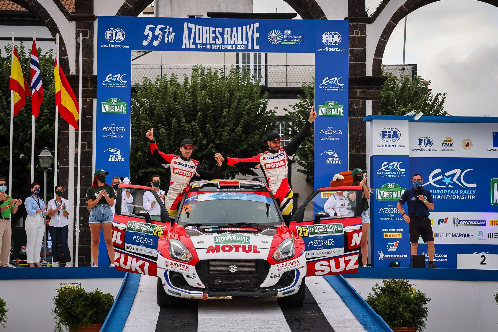 ERC: 55º Azores Rallye [16-18 Septiembre] - Página 2 E_pSk-xWQAM2ewG?format=jpg&name=large