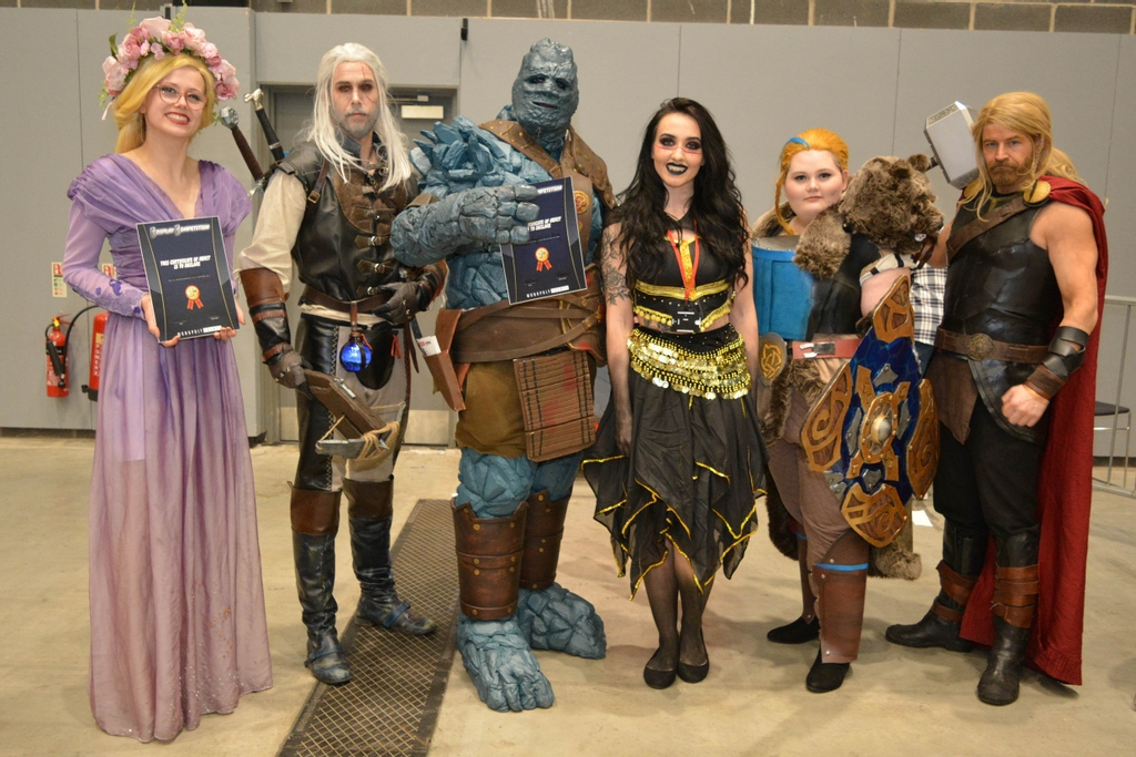 Comic Con Scotland (NE) is flying into the P&J Live 12th-13th March 2022 🦸 Comic Con will give fans the chance to see iconic film props up close AND meet and greet film stars! We recommend you start planning your outfit now 🦹 Grab your tickets here: bit.ly/3AyTXIi